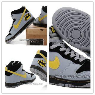 b997d4d0ab653a Nike Cartoon Sneakers Custom Dunk Hightops Batman - Cx201306 s blog
